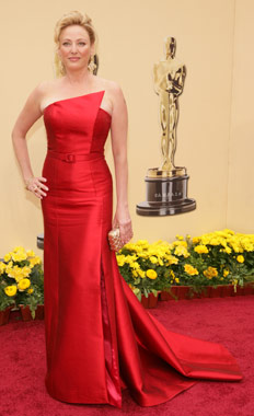 virginia-madsen-is-wearing-a-red-one-shoulder-gown-by-kevan-hall-with-laurie-rodkin-jewels