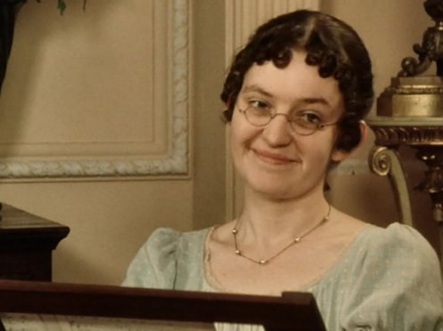 Mary Bennet (Pride and Prejudice 1995)